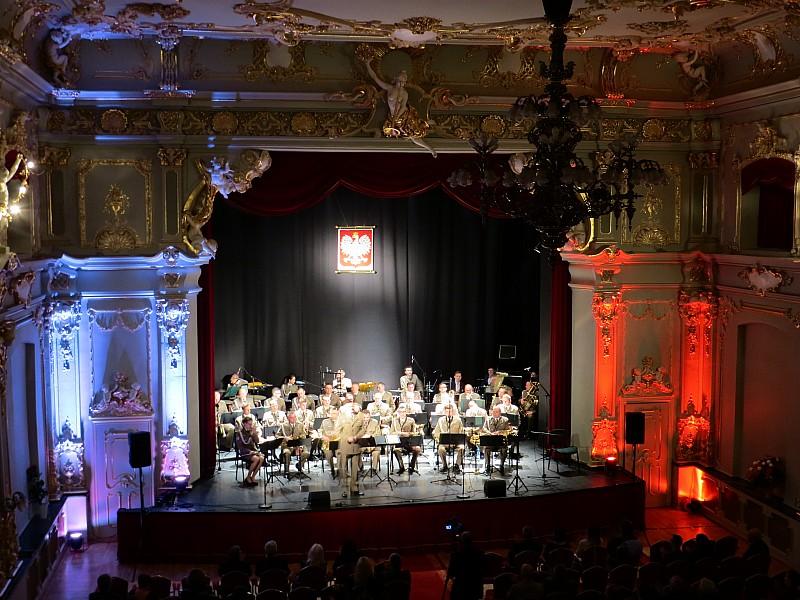 Koncert Reprezentacyjnej Orkiestry Wojsk Lądowych