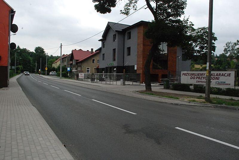 Sienkiewicza po remoncie