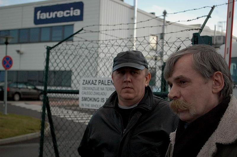 Konflikt związkowców z zarządem Faureci