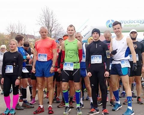 II Walimski Pólmaraton Górski