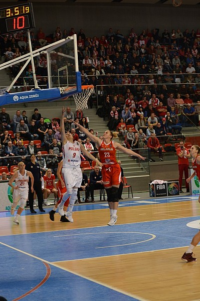 Zwycięstwo Białorusinek