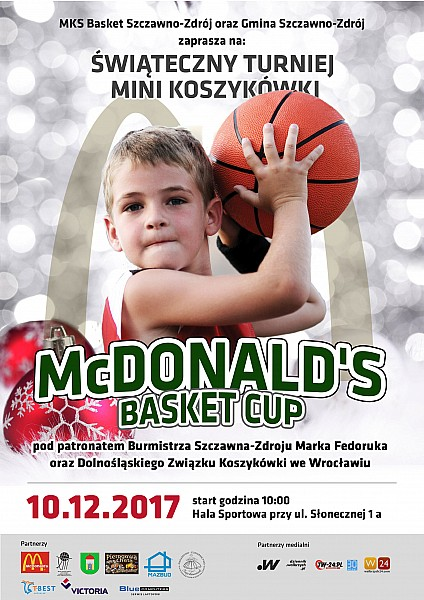 Świąteczny Turniej Mini Koszykówki