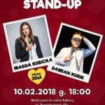 Walentynkowy stand-up