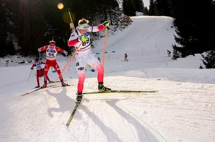 Dobry występ biathlonistów