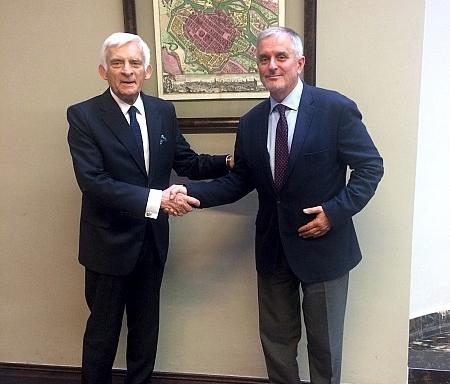 Jerzy Buzek orędownikiem sprawy sudeckiej