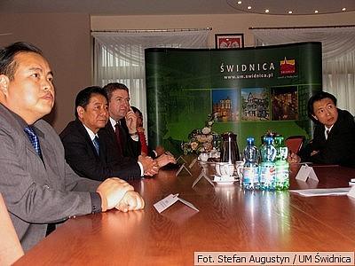 Chińczycy w Świdnicy