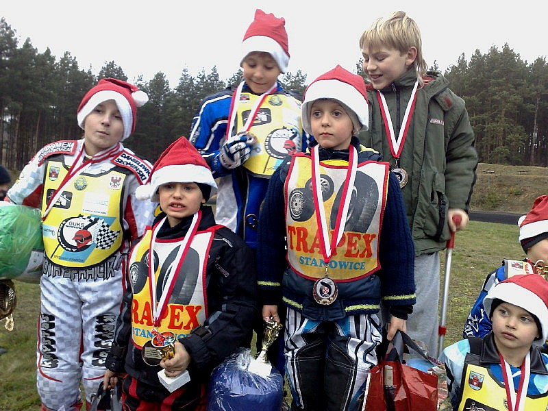 Wałbrzyscy żużlowcy wygrywają turniej