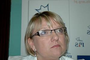 Była wiceminister w Wałbrzychu