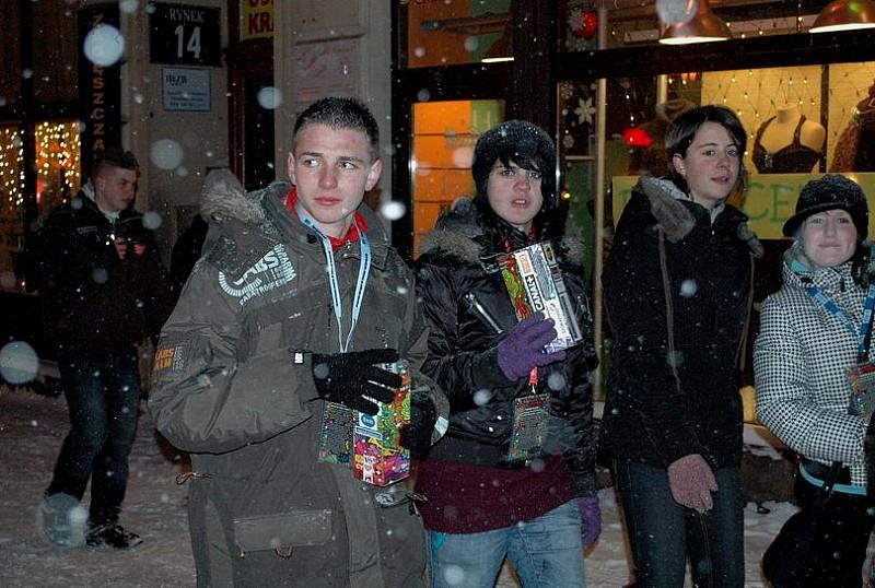 Fotorelacja: WOŚP w Wałbrzychu