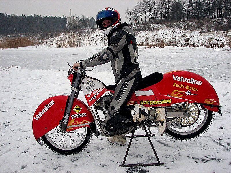 Ice Racing w Wałbrzychu? Czemu nie!