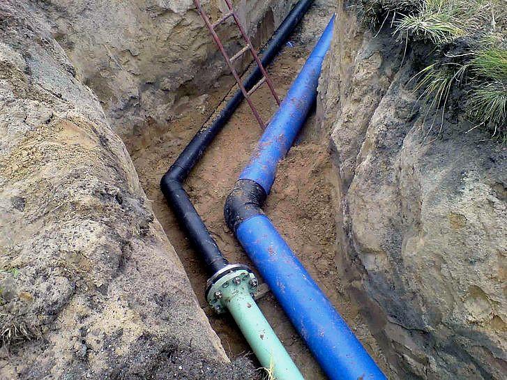 Konradów bez wody