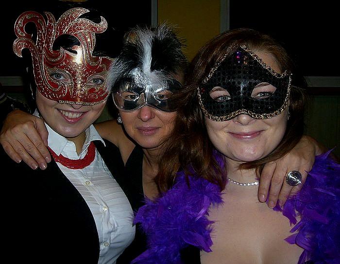 Fotorelacja: Masquerade w WOK-u