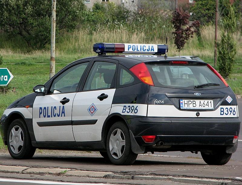 A jak Ty oceniasz pracę policji?