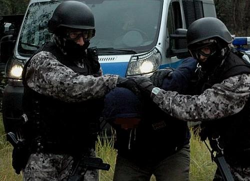Ściągał Ukrainców na lewe zaświadczenia