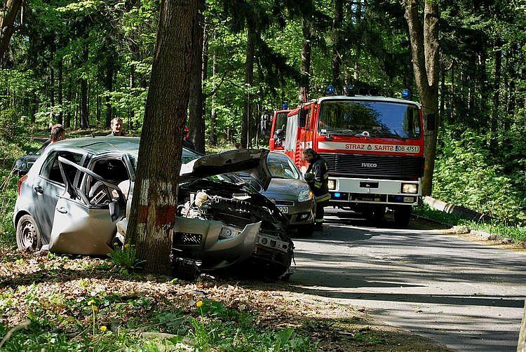 Cudem przeżyli ten wypadek