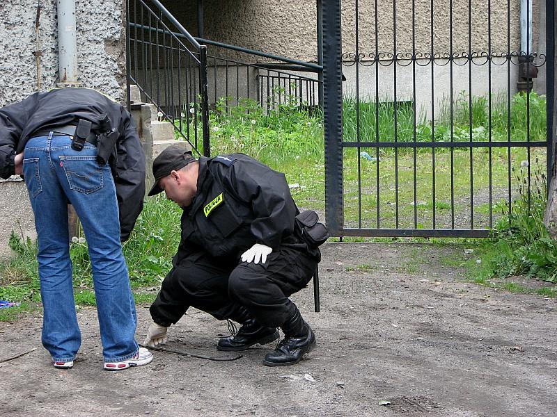 Zatrzymali braci złodziei