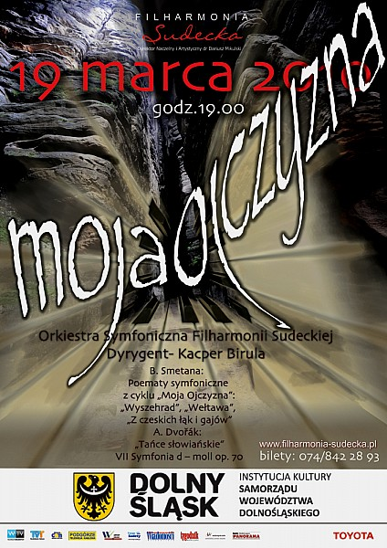 Muzyka czeska w Filharmonii Sudeckiej
