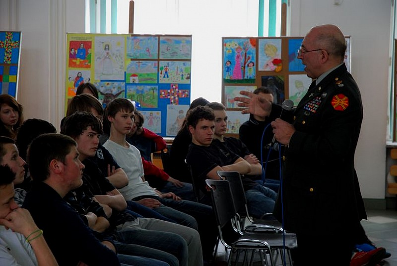 US Army w Wałbrzychu