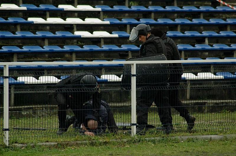 Bezpieczniej na stadionach