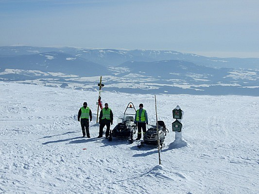 Ochrona Śnieżnickiego Parku