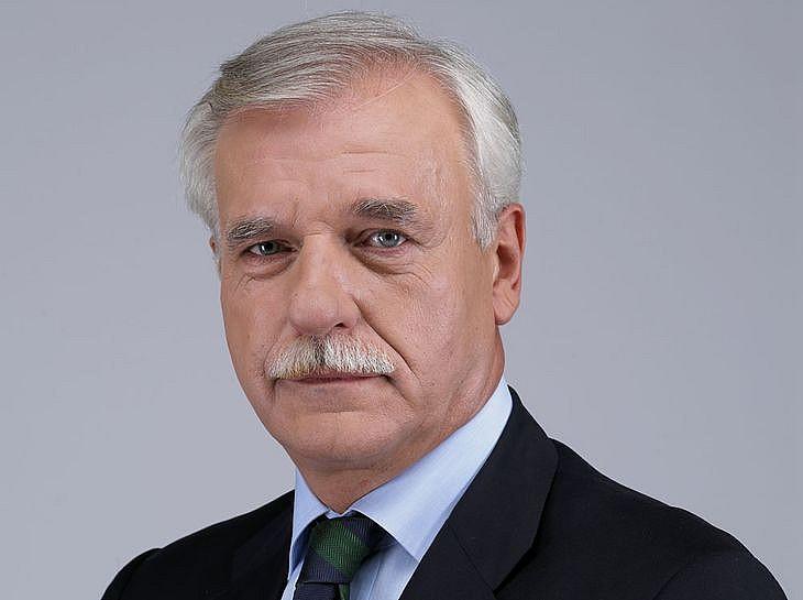 Andrzej Olechowski w Wałbrzychu