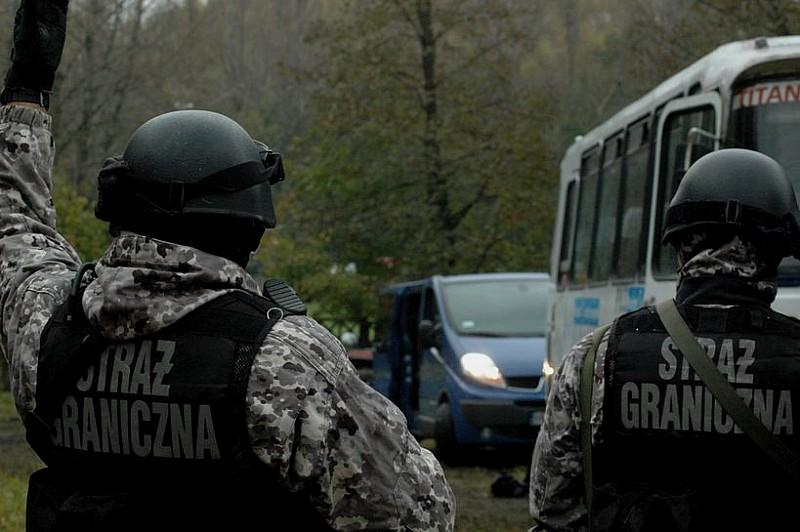 Nielegalni Ukraińcy