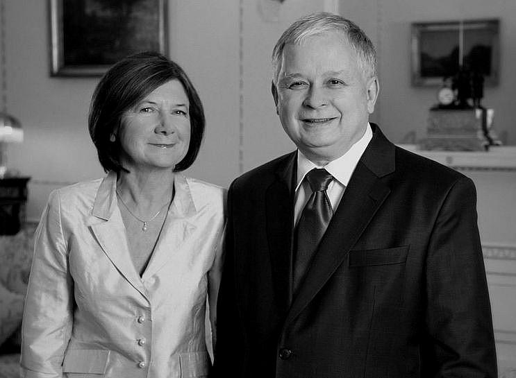 Prezydent Kaczyński nie żyje