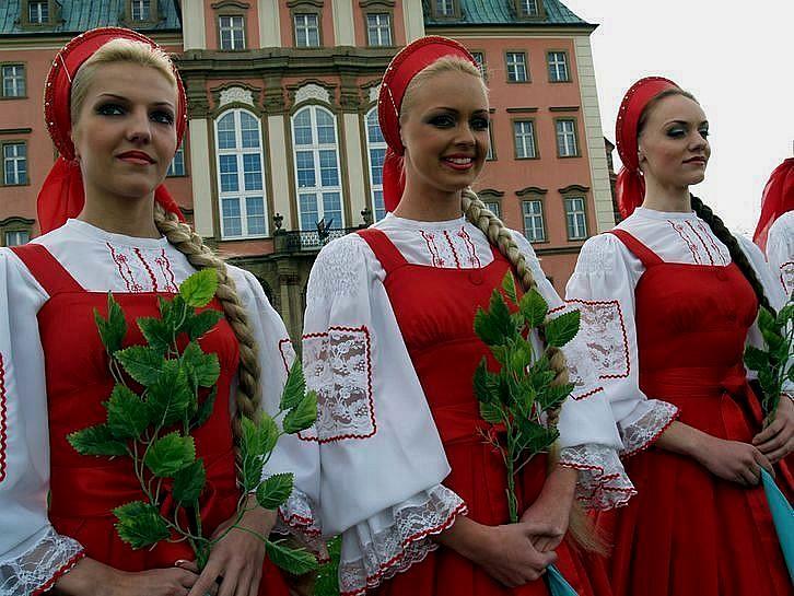 Bieriozki odwiedziły Wałbrzycha