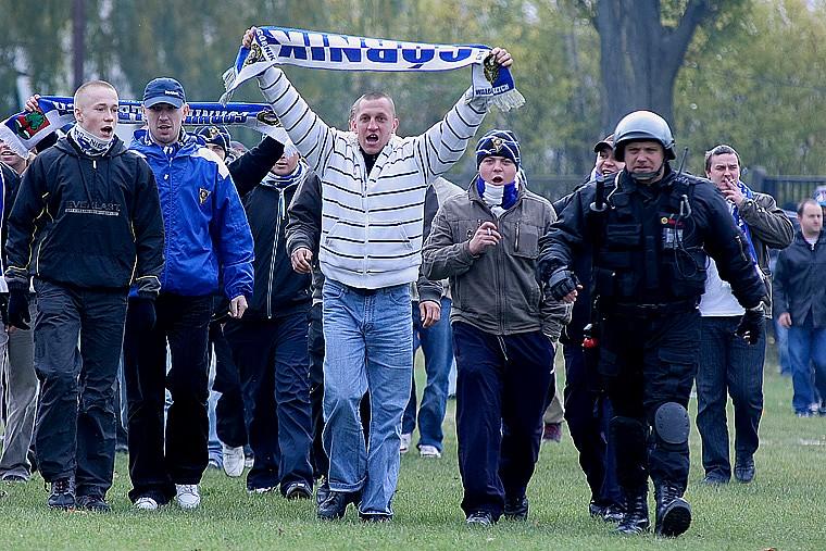 Bądź z nami na meczu w Głogowie!!!
