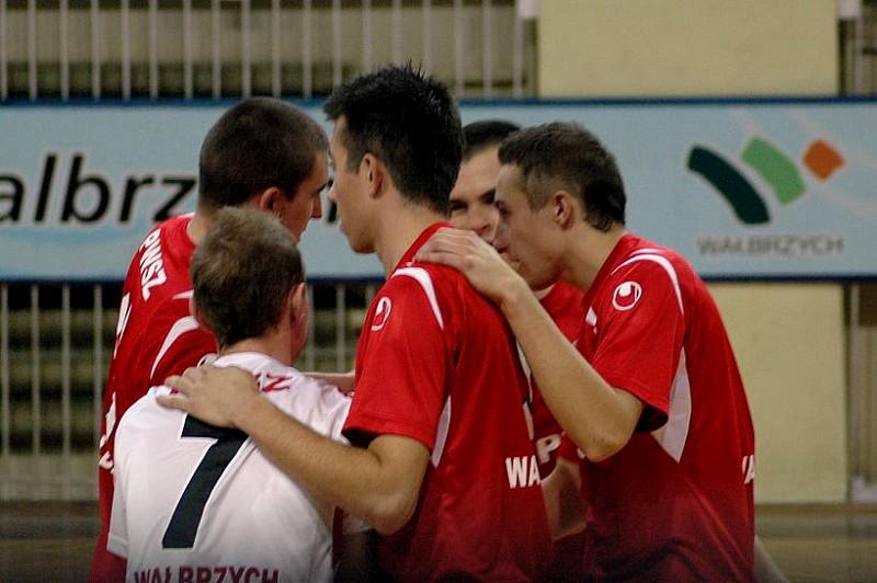 Siatkarze pozostają w II lidze