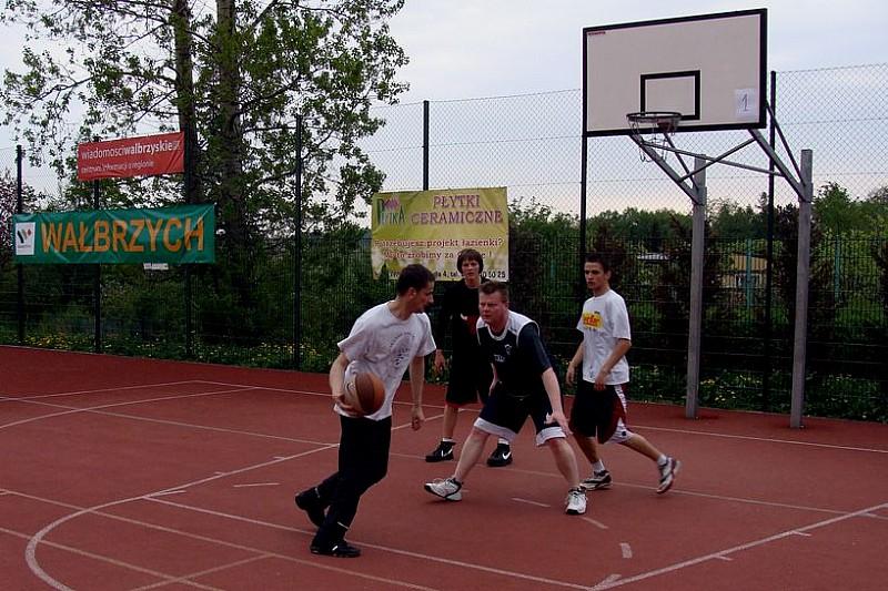 I Turniej Rodzinny w koszykówce - zdjęcia