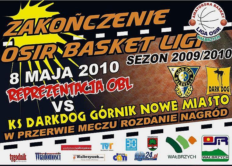 Zakończenie sezonu Basket Ligi