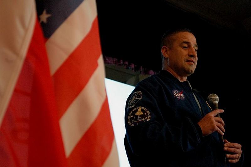 Pułkownik NASA w Głuszycy