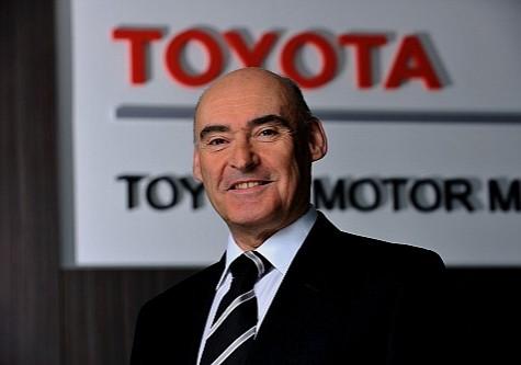 Toyota z nowym prezesem