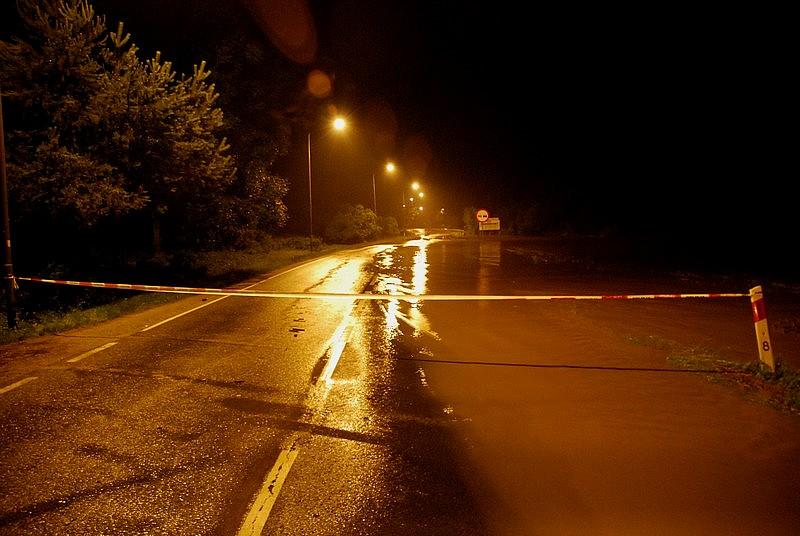 Zamknięte drogi
