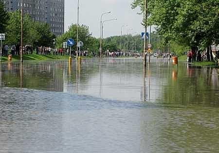 Dramatyczna sytuacja we Wrocławiu