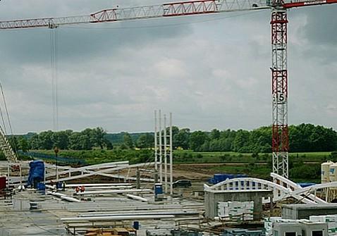 Budują nowy terminal lotniska