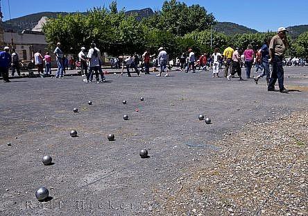 Zagrają w petanque