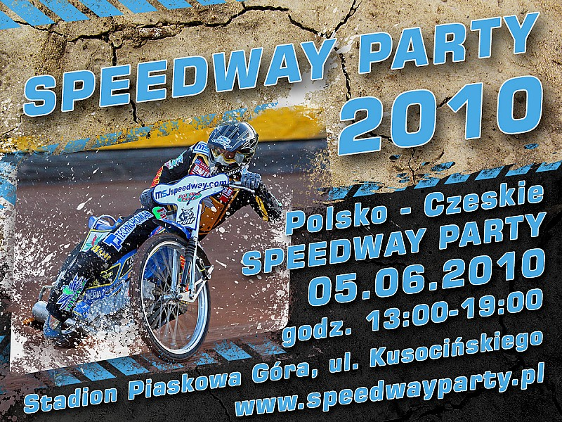 Speedway Party w Wałbrzychu
