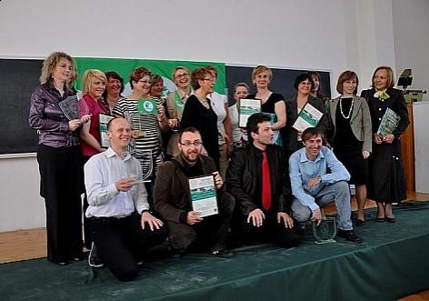 Szkoła z zielonym certyfikatem