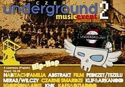 Underground Music Event