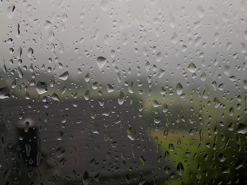 Uwaga! Może mocno padać!
