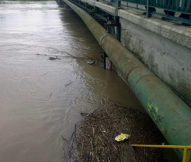 Powódź miesza szyki kierowcom