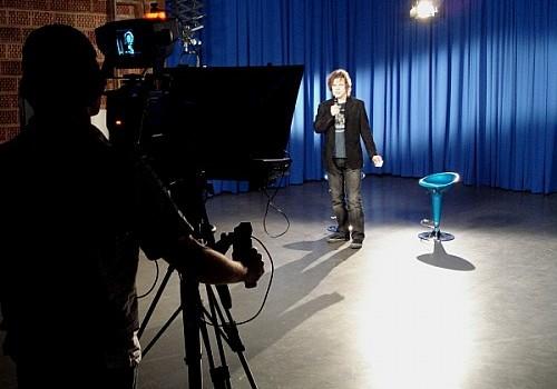 Warsztaty filmowe w Sokołowsku