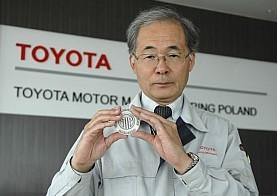 """Toyota """"Solidnym pracodawcą"""""""