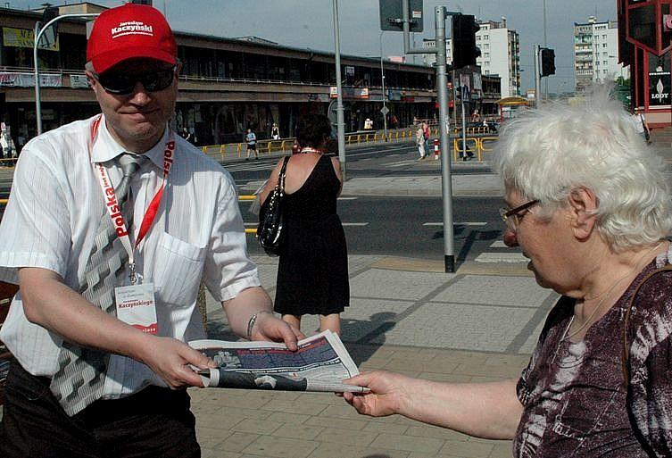 PiS ropoczął kampanię Kaczyńskiego
