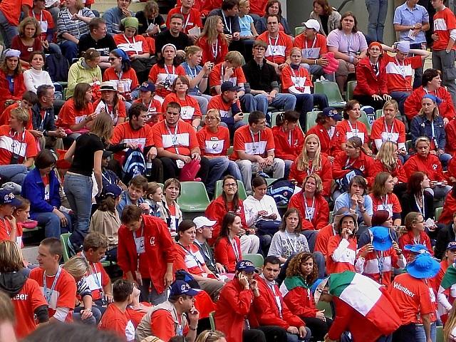 Madryt czeka na polskich wolontariuszy