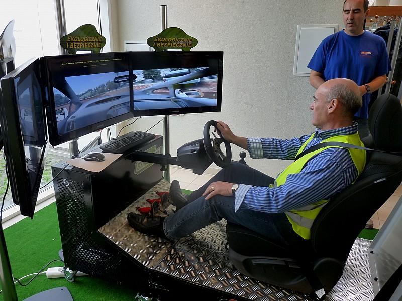 """""""Bezpieczny Kierowca"""" - jazda finałowa!"""