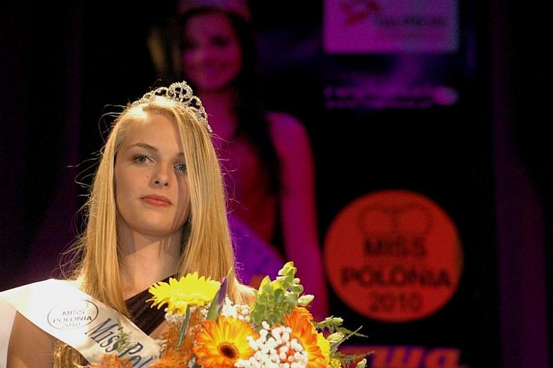 Marta Haruk w półfinale Miss Polonia