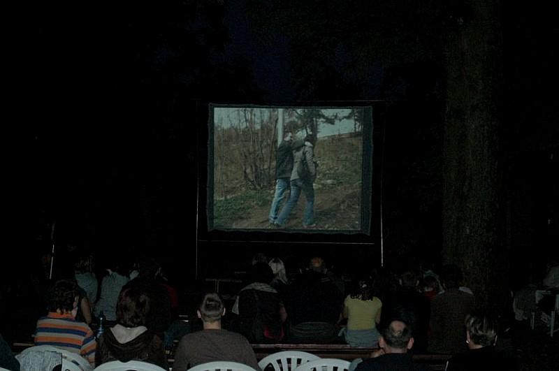 Festiwal Filmów na Zamku w Grodnie
